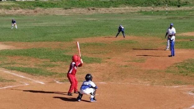 Béisbol en Cuba. (14ymedio)