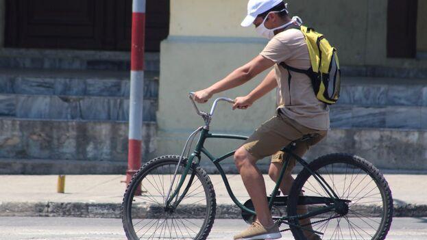 Desde que Mi Bici cerró, hace algún tiempo, ya no hay ningún lugar estatal para comprar repuestos en La Habana. (14ymedio)