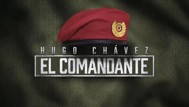 Cabecera de la serie 'El Comandante'