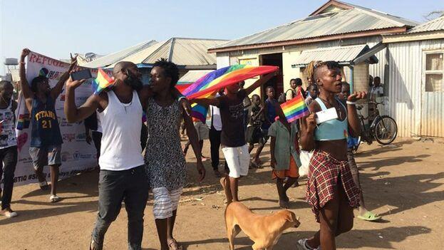 Campo de refugiados de Kakuma, en Kenia. (D.R.)
