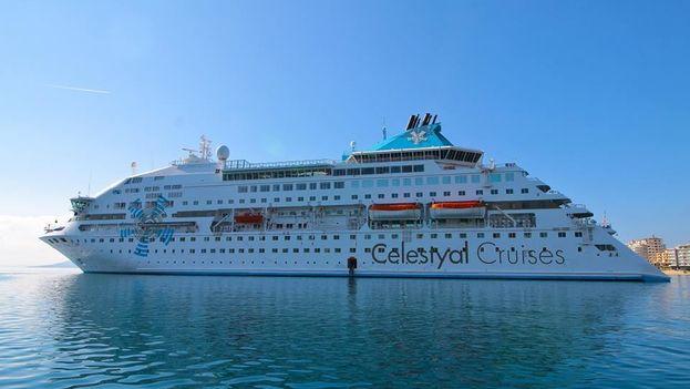 Los cruceros de Celestyal Cruises viajarán por la Isla hasta Jamaica en trayectos de ocho días. (@bsdelos)