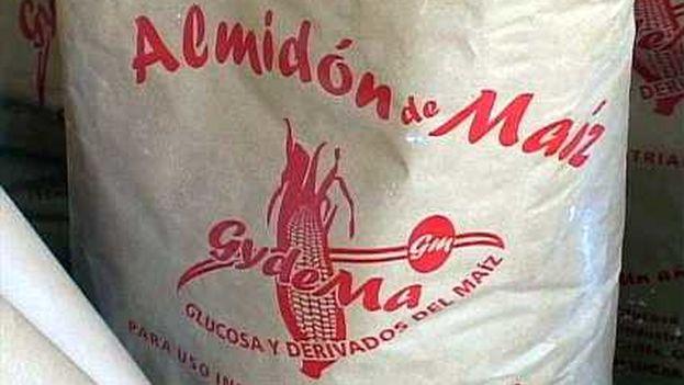 En Cienfuegos se comercializa almidón de maíz, dirigido a celíacos