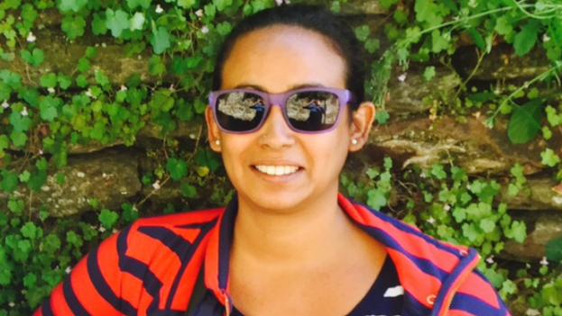 Elisa Consuegra Gálvez fue asesinada en el bufete de abogados Euroasia, en Madrid. (Cortesía amigos y familiares para '14ymedio')