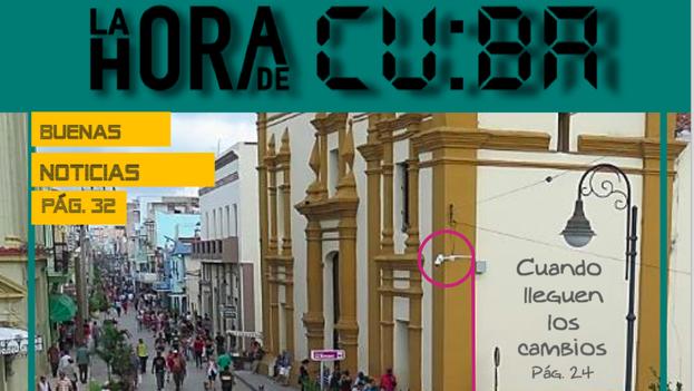 Cuarto número de 'La Hora de Cuba'