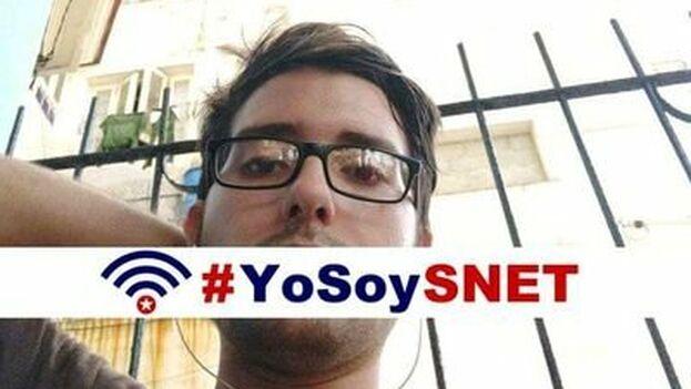 Ernesto de Armas ha renunciado a protestar por SNet tras ver la preocupación de su familia y amigos por el acoso de la Seguridad del Estado.