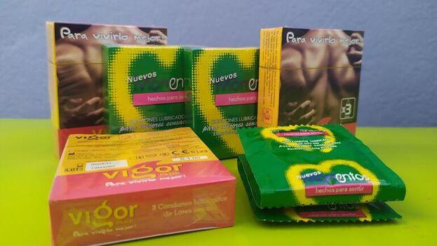 """Según el reportaje de 'Escambray', los preservativos dejaron de recibirse en enero y, aunque en septiembre empezó a llegar algo, solo se consiguió """"el 5% del plan mensual. (Granma)"""