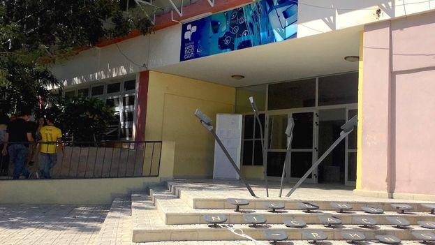 La Facultad de Comunicación es una de las más demandadas por los estudiantes. (14ymedio)