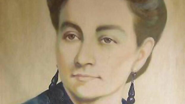 Foto de archivo de Ana Betancourt de Mora (1832-1901) quien en 1869 proclamó la liberación y los derechos de la mujer y pidió la igualdad entre los géneros en Cuba. (EFE/Archivo)