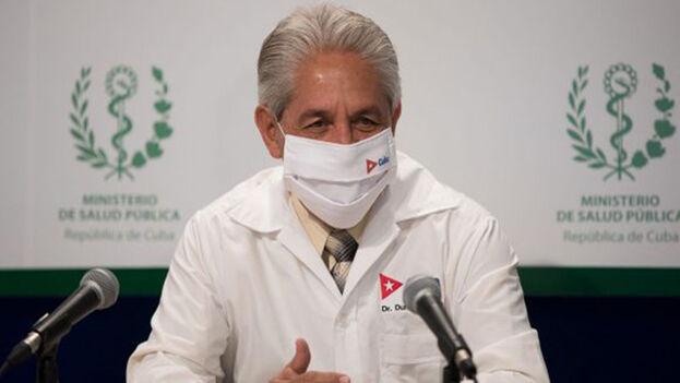"""Francisco Durán ha reconocido que la cifra de contagios de hoy es """"muy elevada"""" y muestra su preocupación por el aumento de casos entre jóvenes."""