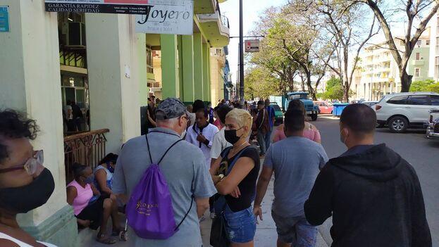 La Habana sigue siendo la provincia más afectada por la epidemia. (14ymedio)