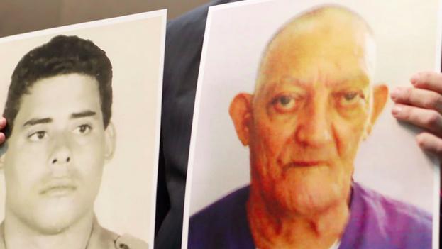 Humberto Eladio Real Suárez y Miguel Díaz Bauza fueron distinguidos con el galardón en memoria de Pedro Luis Boitel. (OCB Roberto Koltun)