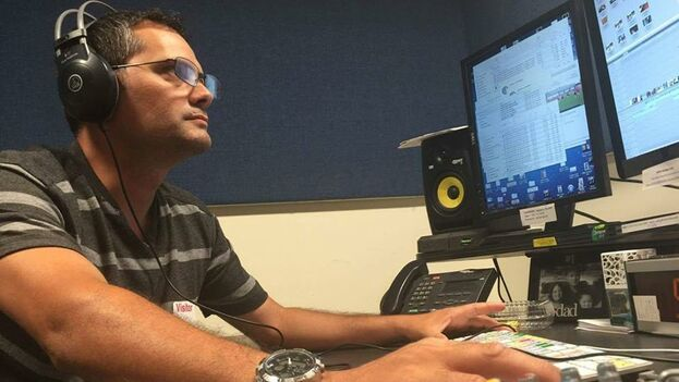 Ignacio González, periodista independiente en Cuba, reside ahora en EE UU.