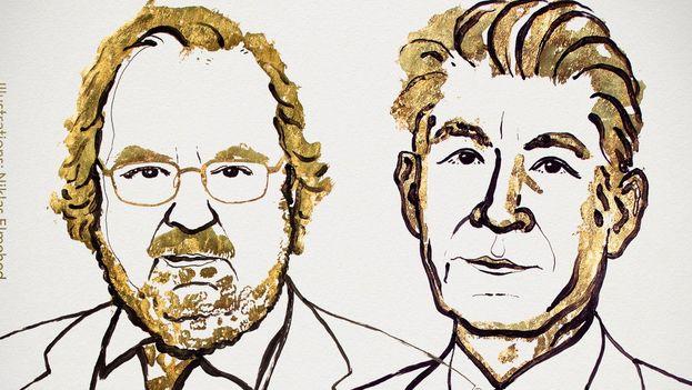 James P. Allison y Tasuku Honjo abren la ronda de estos atípicos Nobel, caracterizados por la ausencia del galardón de Literatura. (Nobel Prize)