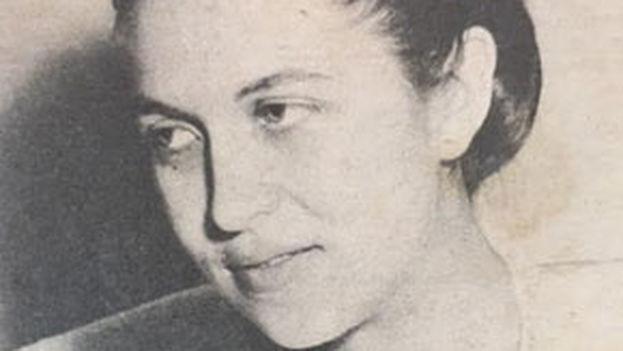 Marta Jiménez Martínez, viuda de Fructuoso Rodríguez. (Caféfuerte)