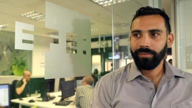 El periodista Julio Batista Rodríguez recibirá el galardón este martes en Madrid. (EFE)