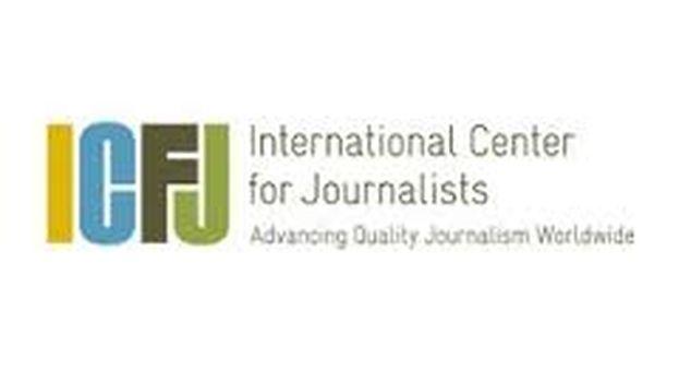 Logotipo del Centro Internacional para Periodistas
