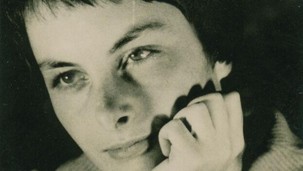 Monika Krause en los años 60. (D.R.)