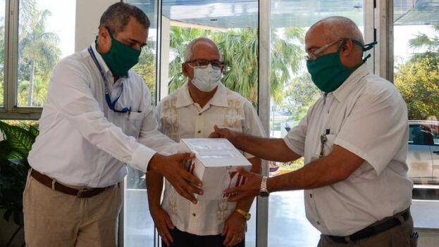 La Organización Panamericana de la Salud ya ha enviado otras ayudas anteriores a Cuba para apoyar en el control del covid-19 en el país. (ANC)