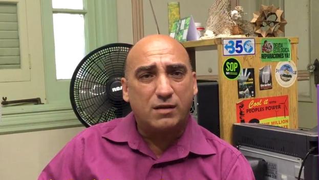 Joel Ortega Dopico, secretario ejecutivo del Consejo de Iglesias de Cuba. (Captura)