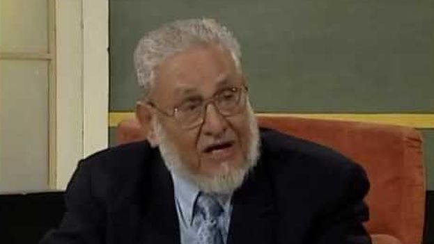 El dirigente del Partido Comunista de Cuba, Jorge Risquet. (Fotograma)