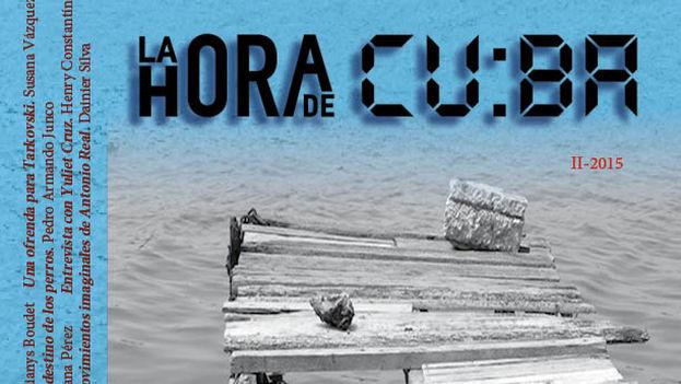 Portada del último número de 'La Hora de Cuba'