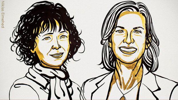 Las dos bioquímicas ya fueron galardonadas en 2015 con el Premio Princesa de Asturias de Investigación Científica y Técnica 2015.