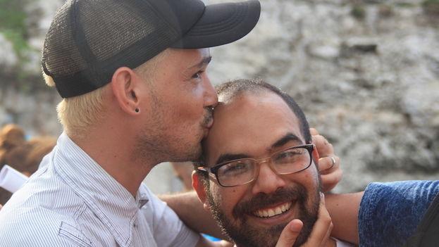 El Proyecto Arcoíris reivindica la trascendencia de los sucesos de Stonewall para celebrar el 28 de junio como día del Orgullo Gay, más allá del oficial 17 de mayo en Cuba. (14ymedio)
