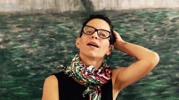 """Ramírez, periodista de género y cultural, se define como """"feminista radical y activista social"""". (Twitter)"""