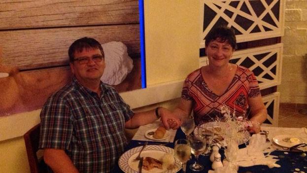 Rózsa y János Boda perdieron la vida en Cuba durante un viaje a Cayo Coco. (gofundme)