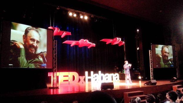 El evento TEDx en La Habana. (Víctor Ariel González)