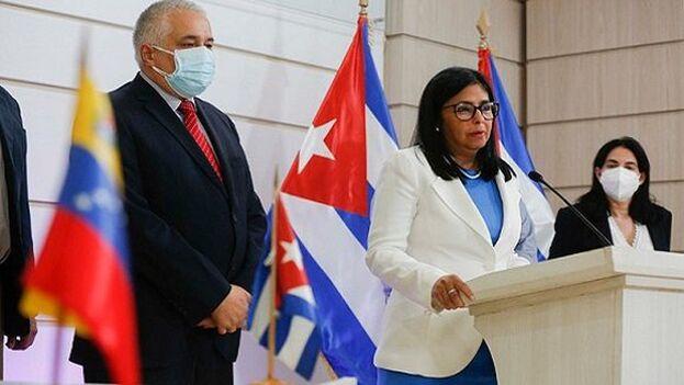 Venezuela y Cuba suscribieron un acuerdo mediante el cual la Isla garantizará el suministro de 12 millones de dosis de Abdala. (Cubadebate)