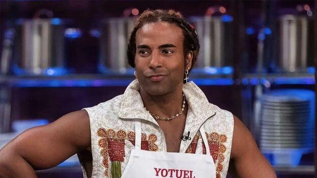Yotuel Romero se despidió en el cuarto programa de Masterchef, pero luchará por volver a la competición en una 'repesca'. (TVE)