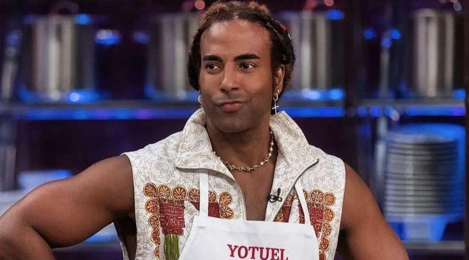 """Yotuel sale de MasterChef porque le 'faltó un poquito de azúcar"""" en el bizcocho"""