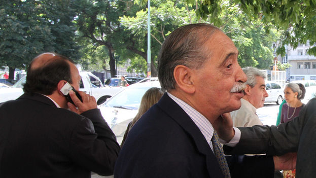 El exfiscal argentino Julio César Strassera en una imagen de 2011. (FLICKR/CC)