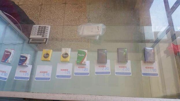 La subida de precios y desaparición del producto es una buena noticia para quienes advierten sobre el flagelo del tabaco en la sociedad cubana. (EFE)