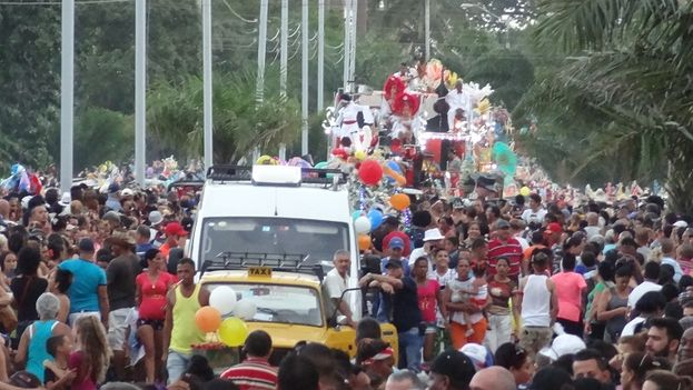 desfile_inicial  San Juan. (14ymedio)