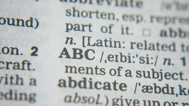 Un diccionario. (CC)