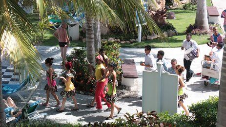 A finales de junio la mayor parte de los estudiantes cubanos saldrán de vacaciones por dos meses, hasta septiembre próximo. (J. W. Broekema)