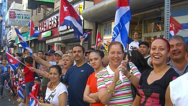 La población cubana nacida en el extranjero que vive en EE UU ha subido un 50%. (Luigi Novi)
