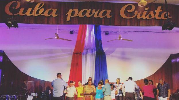 Las iglesias evangélicas han ganado terreno en los últimos años en Cuba. (Facebook)
