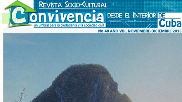 El número 48 de la revista 'Convivencia'.
