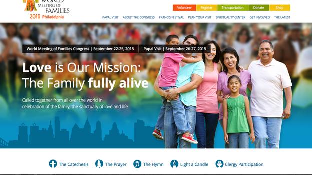 Los boletos obtenidos de forma gratuita en la web de la archidiócesis de Filadelfia se vendían más tarde en otras páginas de Internet