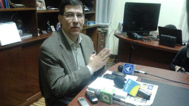 El periodista Raúl Peñaranda es uno de los ganadores del Cabot de periodismo