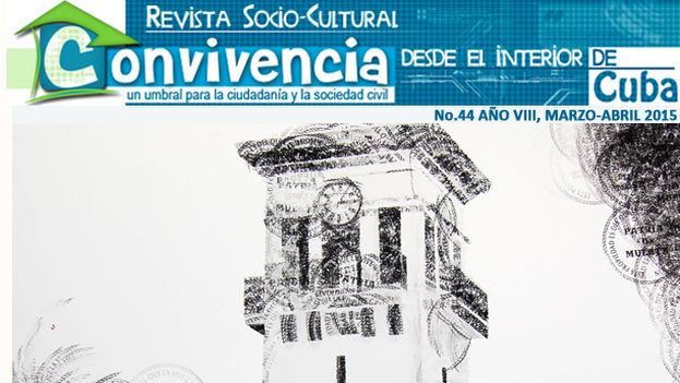 La portada del n.44 de la revista 'Convivencia'.